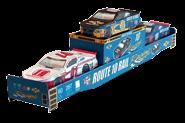 RXR 60ft Racing Hauler - Teal